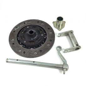 Clutch and Release Mechanism