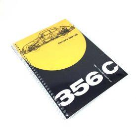 Drivers Manual - Porsche 356C