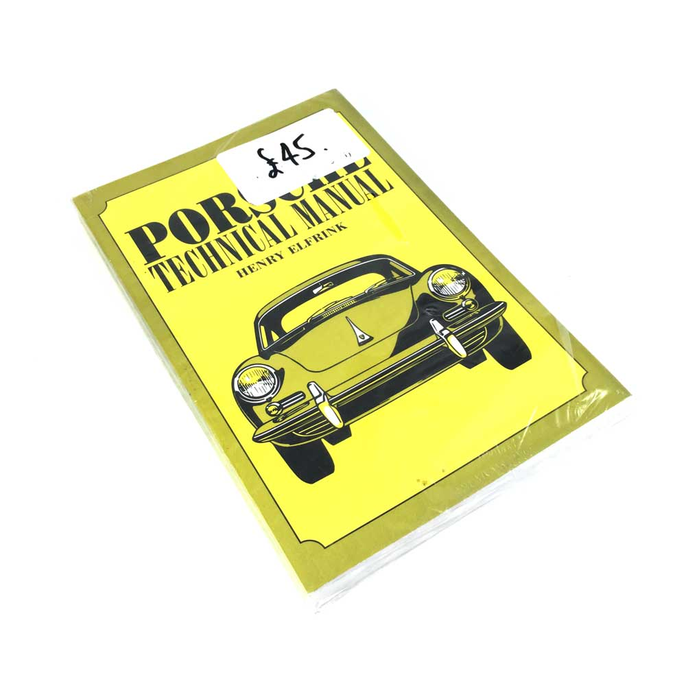 Porsche Technical Manual