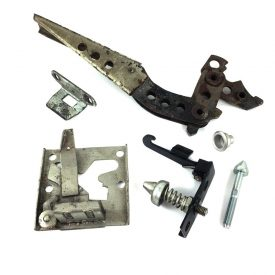 Rubber Parts, Locks and Hinges