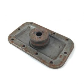 Oil Strainer Bottom Plate - 356A, 356B, 356C