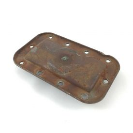 Oil Strainer Bottom Plate (used) - 356A, 356B, 356C