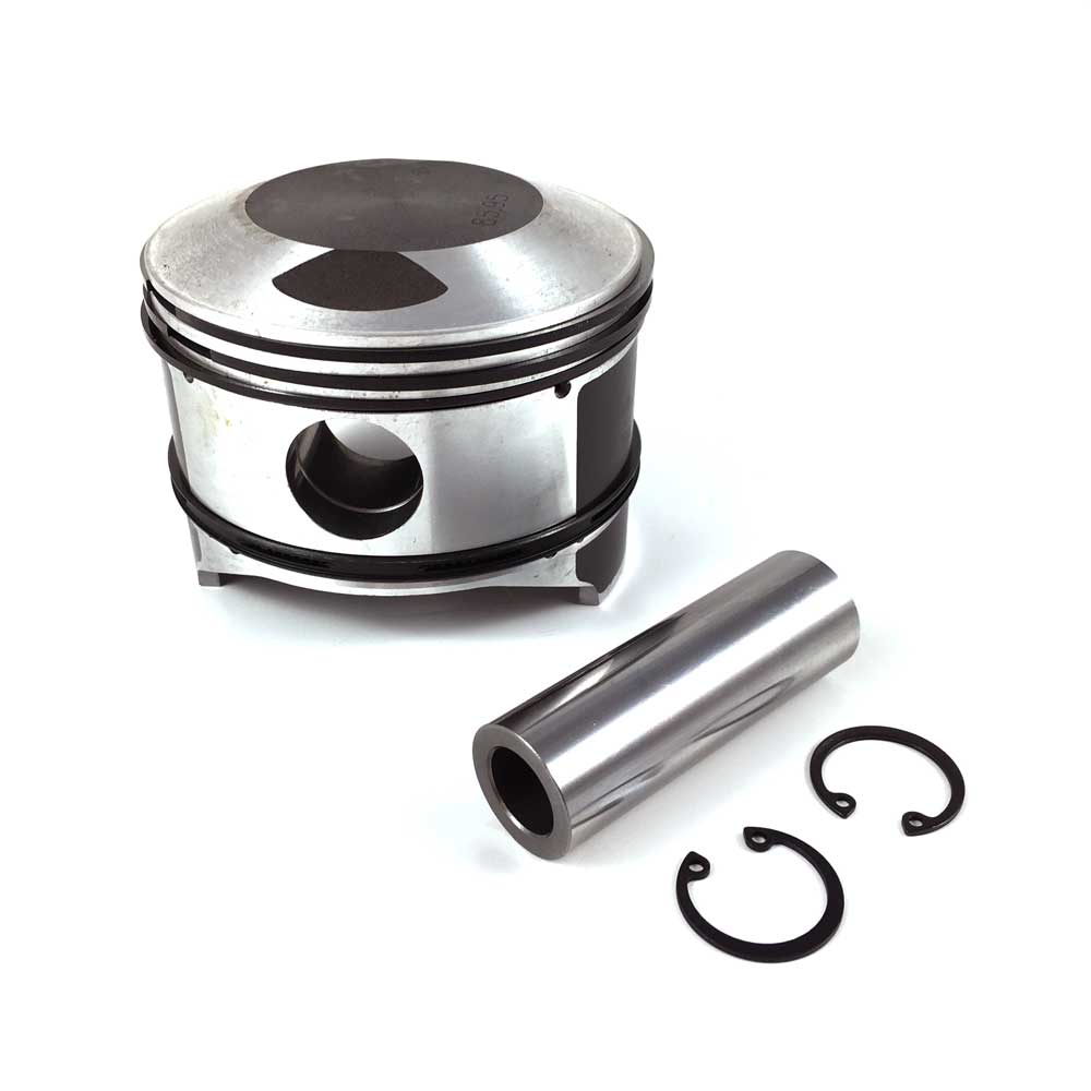 Porsche 356 86mm 1720cc Big Bore Piston and Cylinder Kit for Pre A