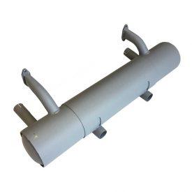 Exhaust Muffler / Back Box - 356, 356A