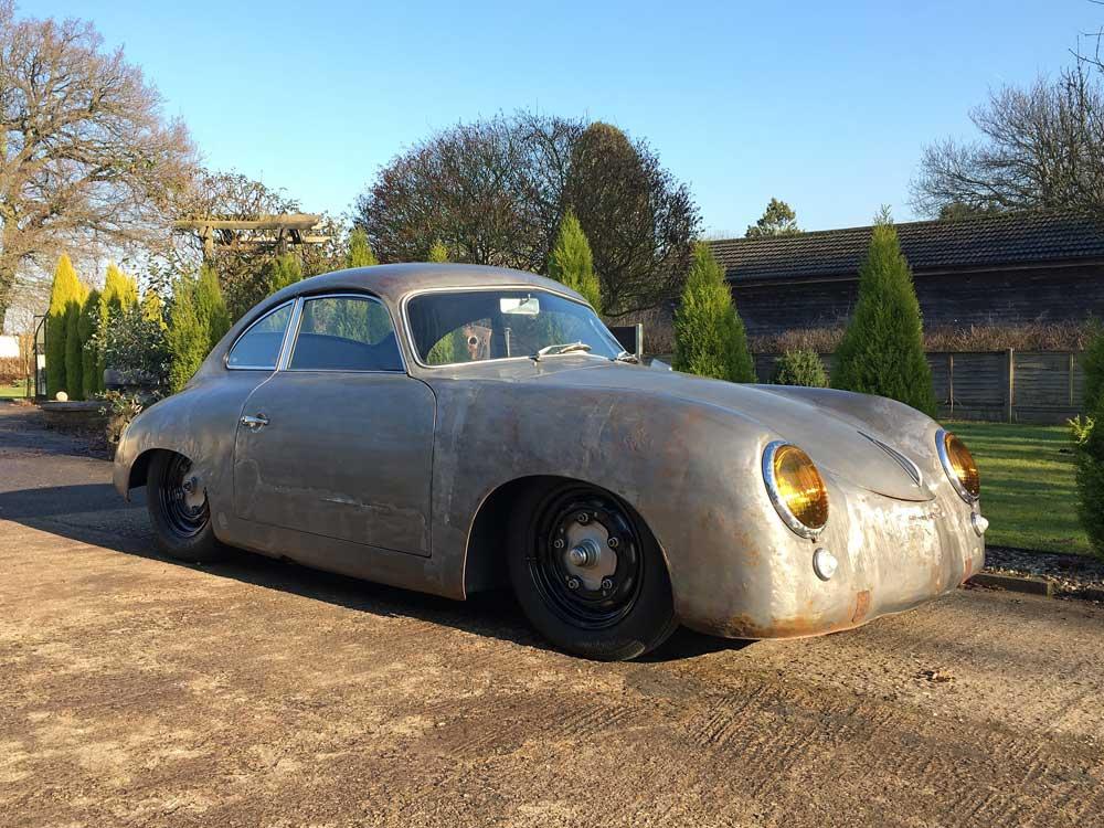 Porsche 356 Outlaw Pre A Bare Metal