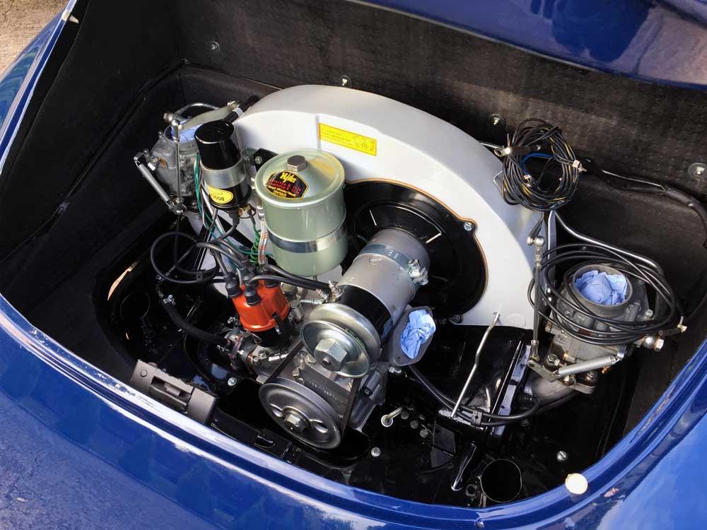 Porsche 356 Full Restoration