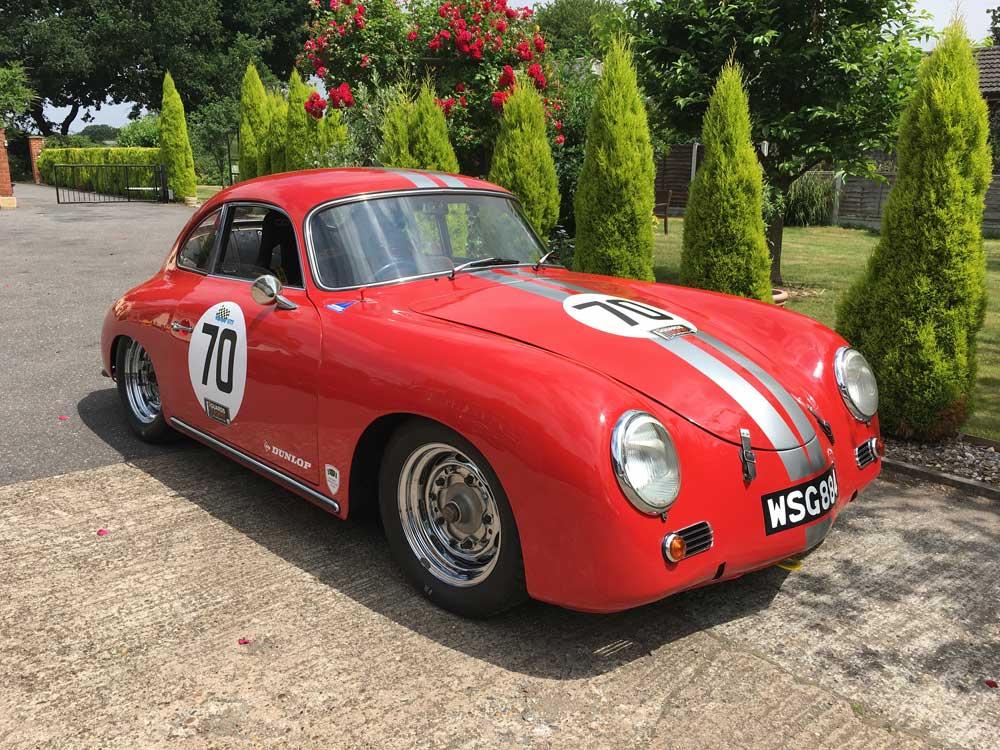 Porsche 356 Racing Car