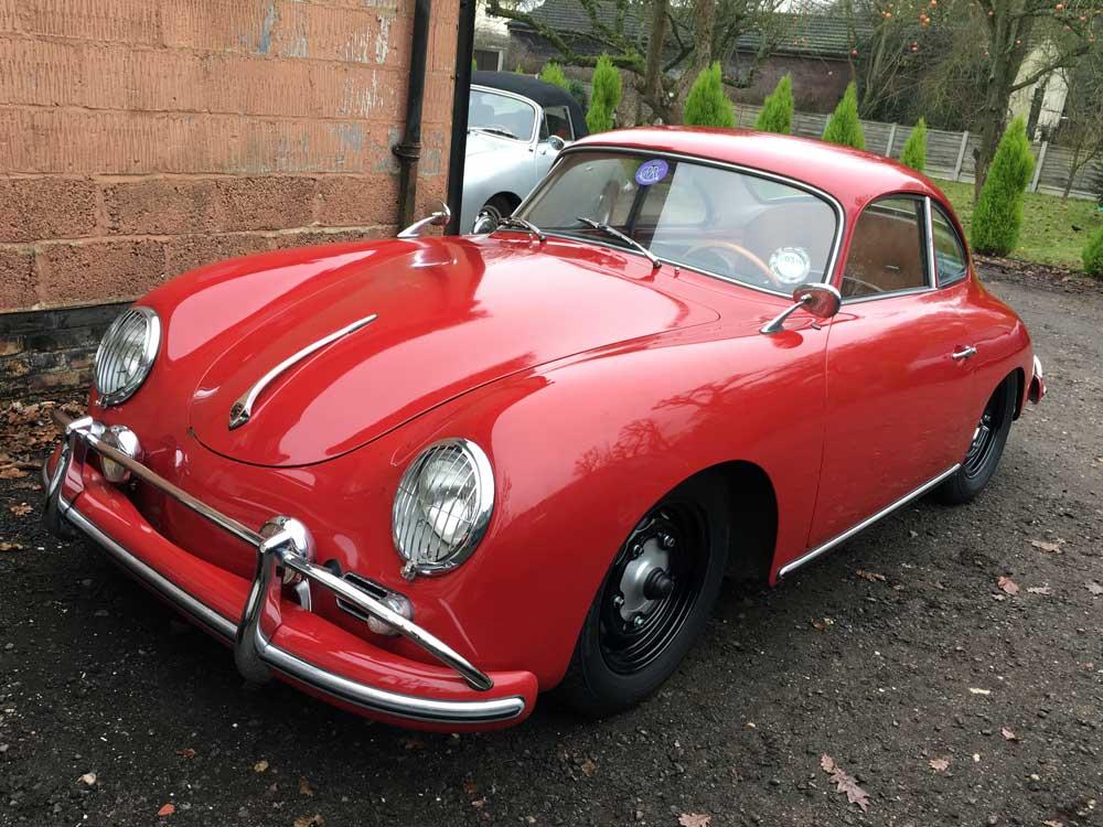 Simon Moore Porsche 356
