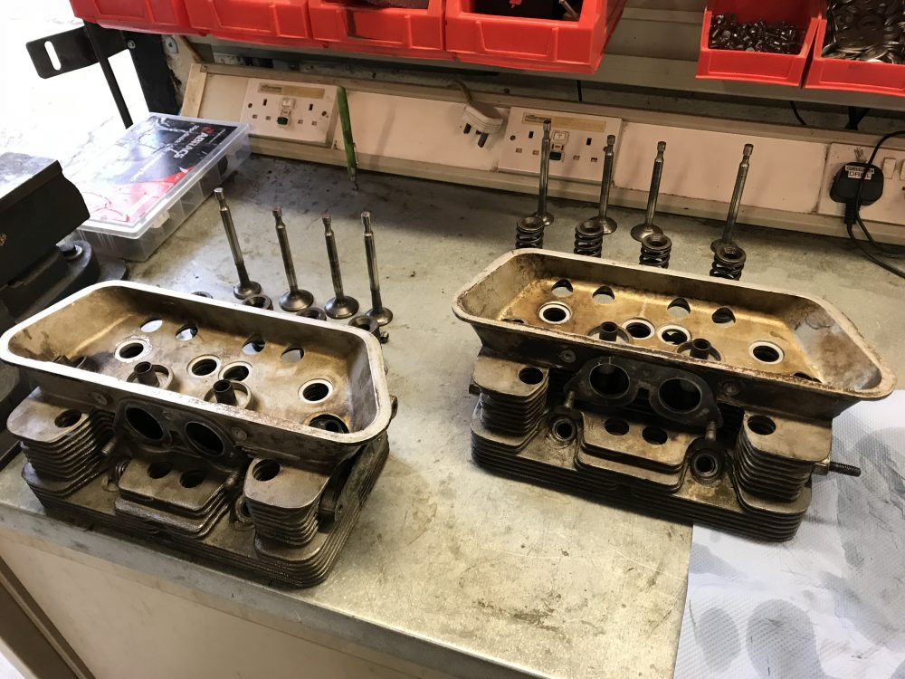 Porsche 356 Engine Rebuild