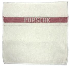 Porsche Shop Towels. A Perfect Addition to your Toolkit.