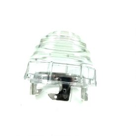 Indicator / Turn Signal (Front) Lens (Clear Plastic) -356B, 356C