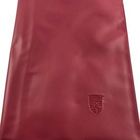 Driver's Owners Manual Cover, Maroon Vinyl