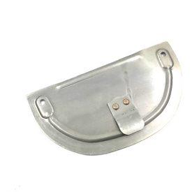 Gear Shift Linkage Tunnel Inspection Cover (Aluminium) - 356B, 356C