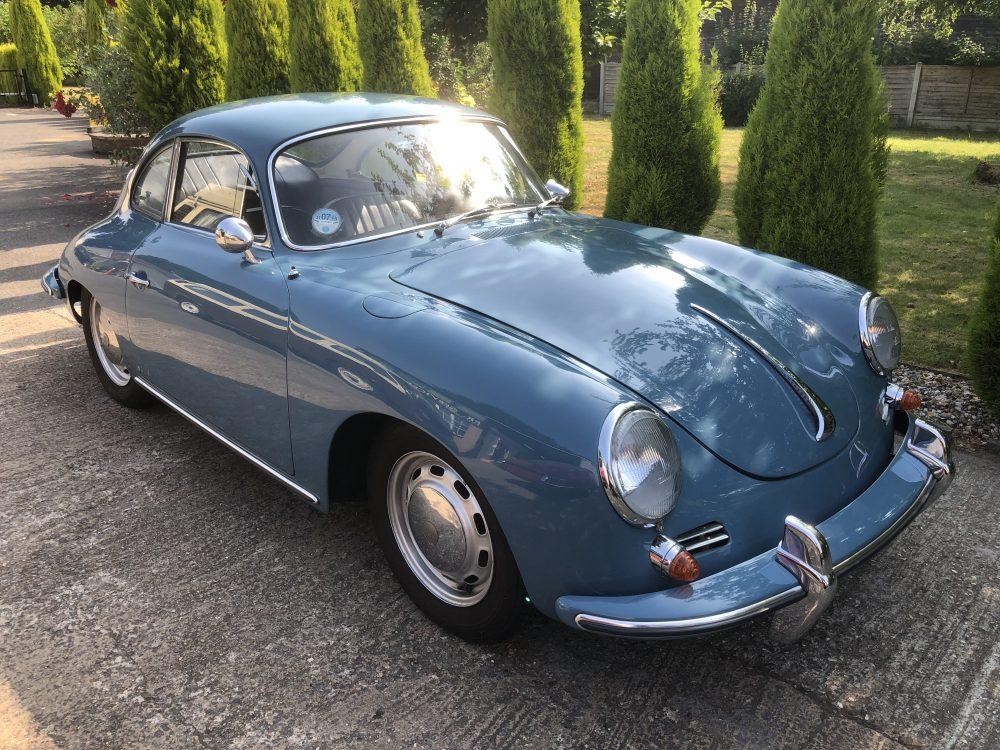 Porsche 356 1964 SC COUPE