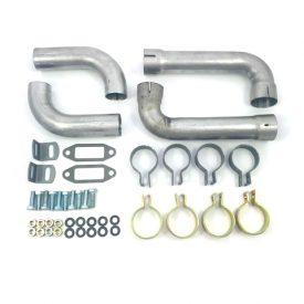 Exhaust Tailpipe Kit (European)  - 356B, 356C