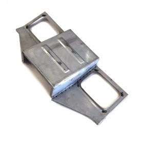 Rear Wall / Battery Box, (T1-5)-(Simonsen Panel) - 356A, 356B T5