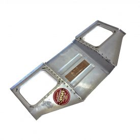 Rear Wall / Battery Box, (T1-5)-(Simonsen Panel) - 356A, 356B T5