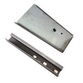 Battery Box Side Panel, (Left) (T1&2)-(Simonsen Panel) - 356A