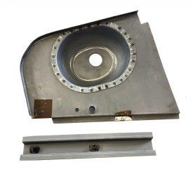 Battery Box Side Panel (Left) (T6)-(Simonsen Panel) - 356C