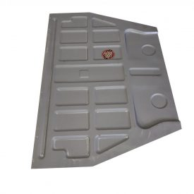 Floor Pan, Front (with thread cover) - (Simonsen Panel) - 356 (1950-May1952)