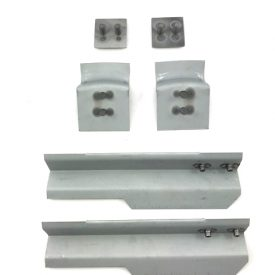 Seat Mounts & Pedal Board Mounts (6 Piece), Simonsen Panels - 356A T1