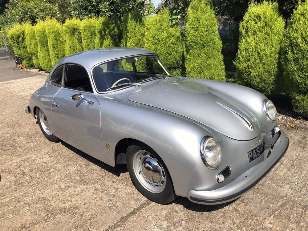 Cars for Sale - P R Services Porsche 356 Parts and Services