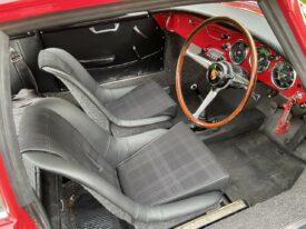 Speedster Seat, Steel - (Simonsen Panel) - all 356