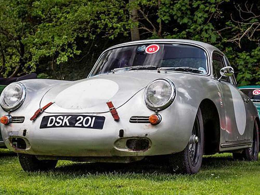 Porsche 356 Parts Restoration And Services P R Services