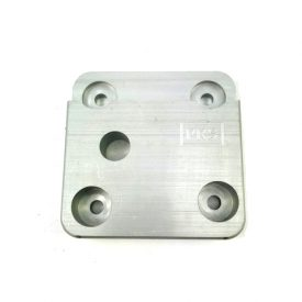 Oil Pump Cover for full flow conversion (Aluminium)