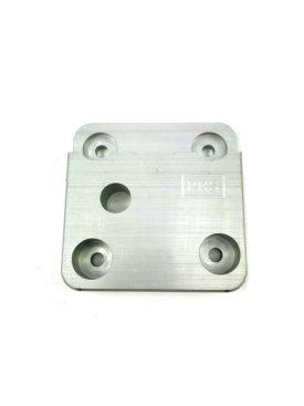Oil Pump Cover for Full Flow Conversion (Aluminium)