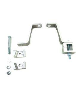 Fog / Spot Light brackets (Aluminium) Pair