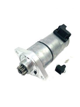 Starter Motor, High Torque, 12 Volt, Lightweight
