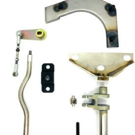 Pedal Box, Right Hand Drive Conversion Kit, RHD - all 356