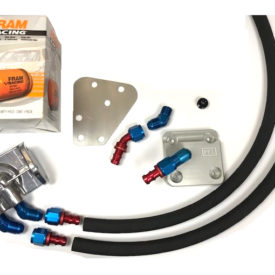 Oil Filter, Full Flow External Conversion Kit
