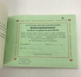 Service Book in German - 356 356A