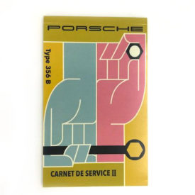 Service Book in French - 356B