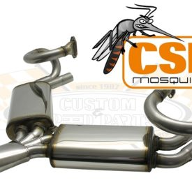Sebring Style Exhaust for Push-Rod engine 356 'A' CSP Mosquito