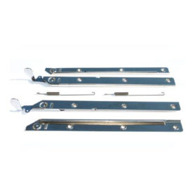 Seat Rail Track Set (Upper) (Includes Springs) - 356, 356A