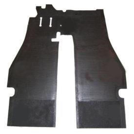 Floor Mat Rubber (Front) LHD - 356B T6
