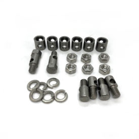 Heater Control Rod Hardware Kit - For all 356