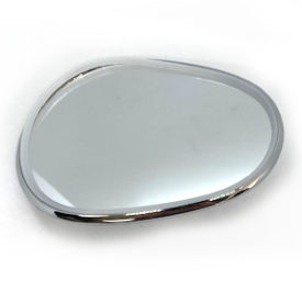 Aero Mirror with Convex Glass, HEAD ONLY - For all 356