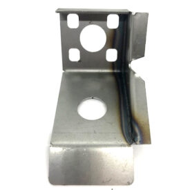 Door Hinge Support Bracket, Upper Left - 356, 356A, 356B T5