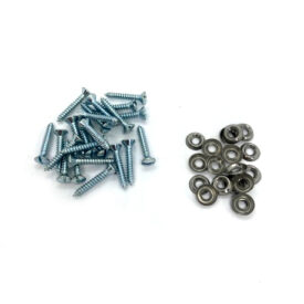 Door Panel, Screw and Washer Set / Hardware kit - For PreA only