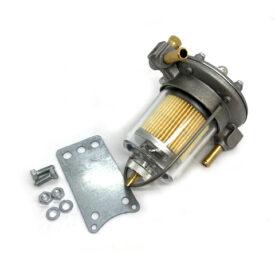 Fuel Pressure Regulator, Malpassi 85mm Filter King