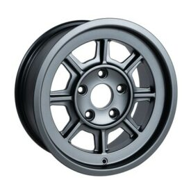 """Group 4 Wheels, PAG1690 Satin Anthracite 16 x 9"""""""