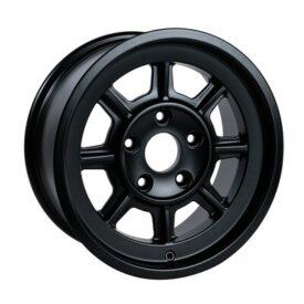 "Group 4 Wheels, PAG1690 Satin Black 16 x 9"""