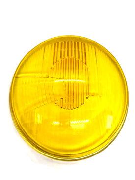 Headlight Lens Bosch RHD - Yellow  - all 356