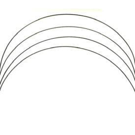 Headliner / Roof Trim Bows (Set of 4) - 356A T1, 356B, 356C