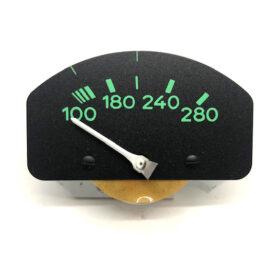 Gauge, Oil Temperature, 12 Volt with Sender - 356A T1